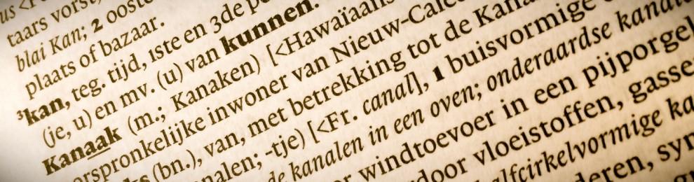 De Nederlandse taal: het verschil tussen kennen, kannen, kunnen we niet!